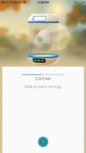 How to hatch eggs in pokemon go