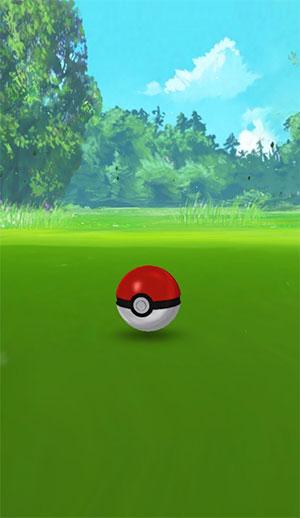 pokemon go pokeballs freezing