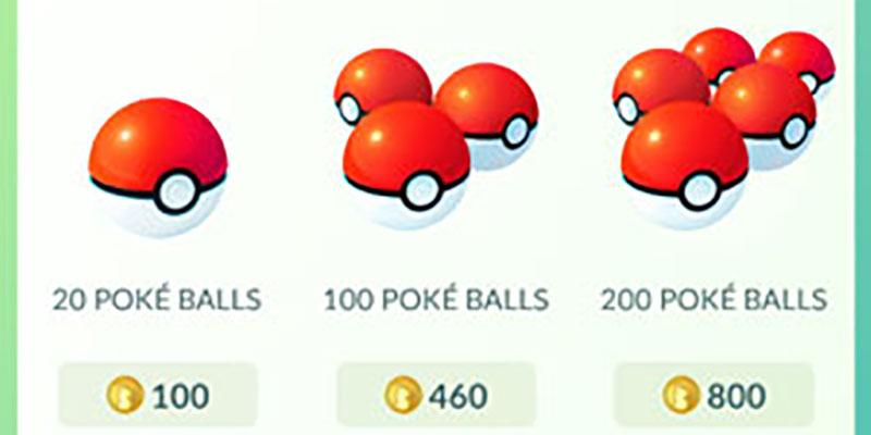 how to get pokeballs in pokemon go