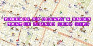 Pokemon Go Cheats & Hacks