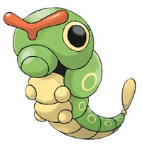 pokemon go Caterpie