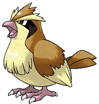 pokemon go Pidgey