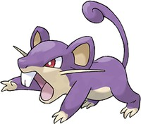 pokemon go Rattata