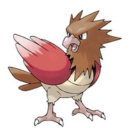 pokemon go Spearow