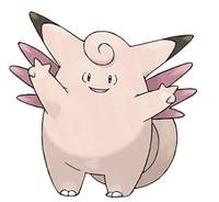 pokemon go Clefable