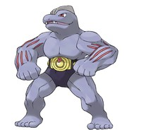 pokemon go Machoke