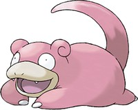 pokemon go Slowpoke