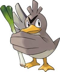 pokemon go Farfetch'd