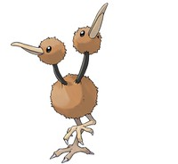 pokemon go Doduo