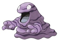 pokemon go Grimer