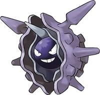 pokemon go Cloyster