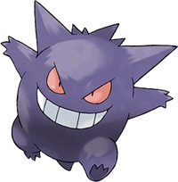 pokemon go Haunter