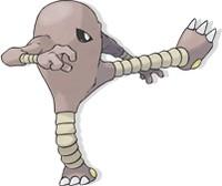 pokemon go Hitmonlee