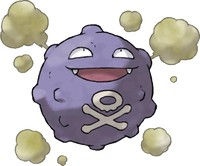 pokemon go Koffing