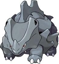 pokemon go Rhyhorn