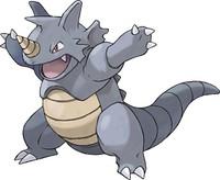 pokemon go Rhydon