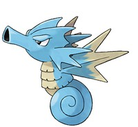 pokemon go Seadra