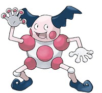 pokemon go Mr. Mime