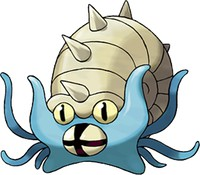 pokemon go Omastar
