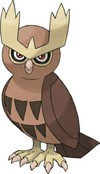 pokemon go Hoothoot