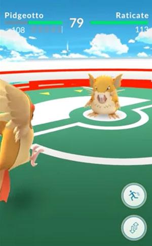 pokemon go battle tips