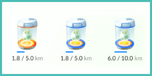 pokemon go catching hatching