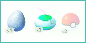 pokemon go items