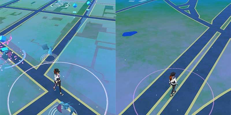 real world effects pokemon go