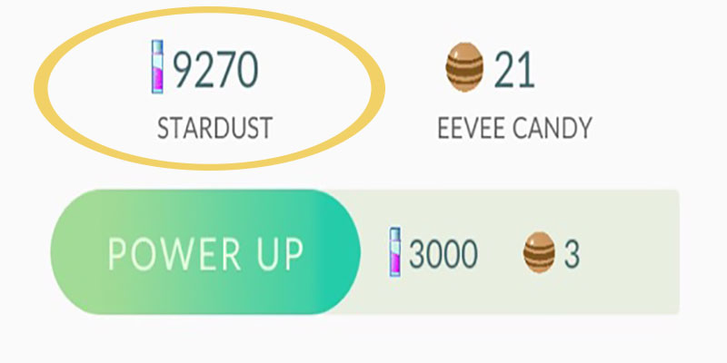 pokemon go stardust guide