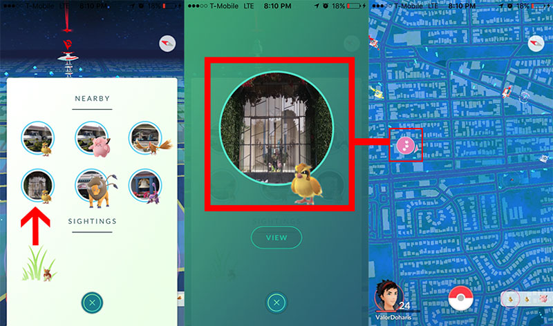 Pokemon Go Nearby Tracking Explained Pokemon Go World