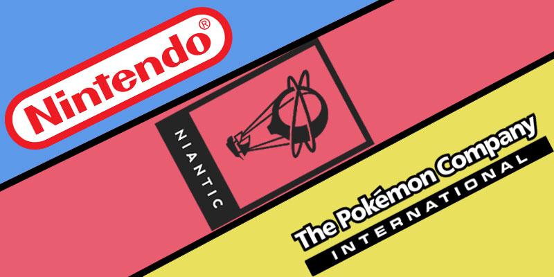 who owns pokemon go