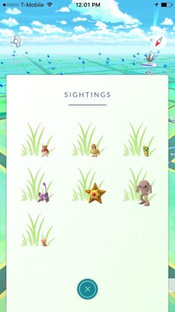 pokemon go tracking updates
