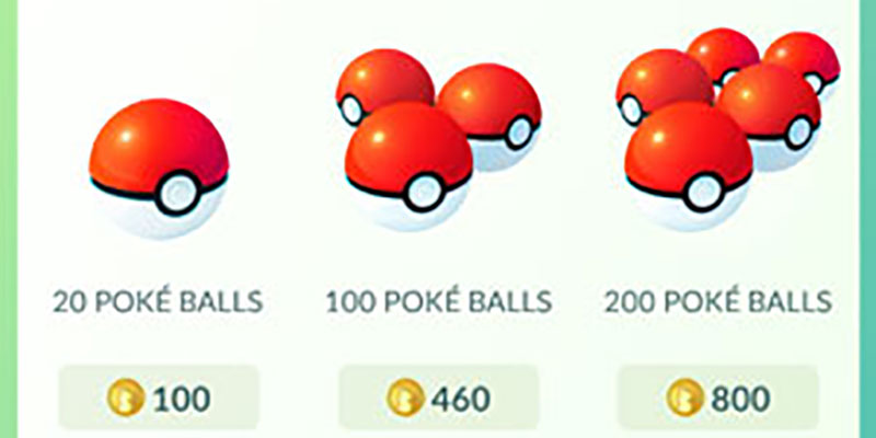 how to get pokeballs in pokemon go