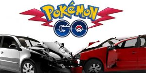Pokemon Go Causing Accidents