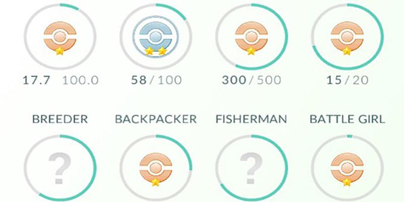 Resultado de imagem para pokemon go medals