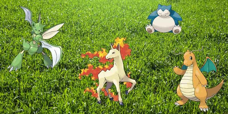 pokemon go rustling leaves